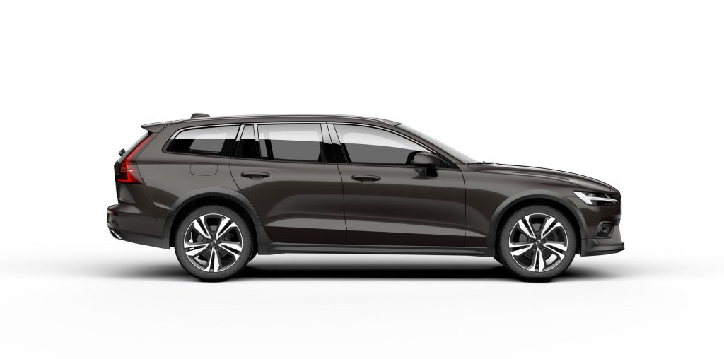 VOLVO V60 Cross Country  Your luxury crossover wagon