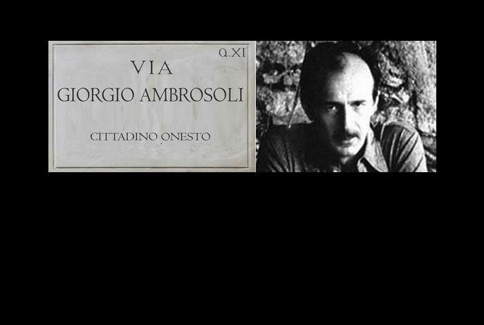 Giorgio Ambrosoli: un fumetto per ricordare