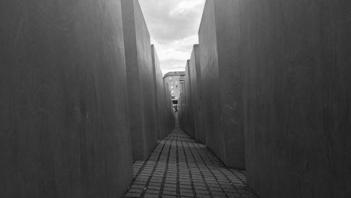 Il Memoriale dell'Olocausto di Berlino