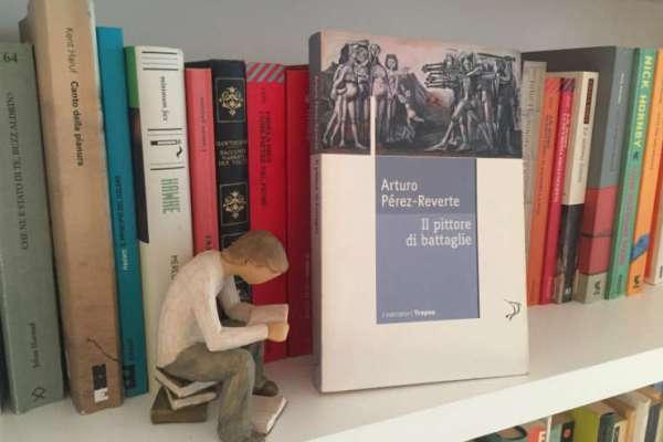 Il pittore di battaglie: uno straordinario Perez-Reverte