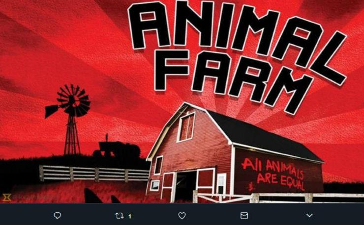 Rileggendo La fattoria degli animali