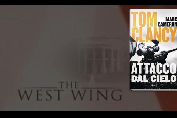 Attacco dal cielo di Tom Clancy e Marc Cameron
