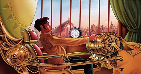 La macchina del tempo di H.G. Wells