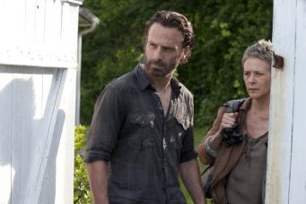 Rick y Carol