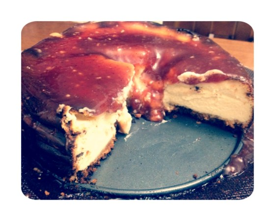 Cheesecake de Friends