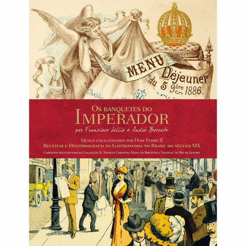 os banquetes do imperador