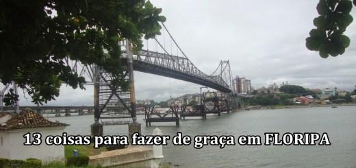 13 coisas para fazer de graça em Florianópolis