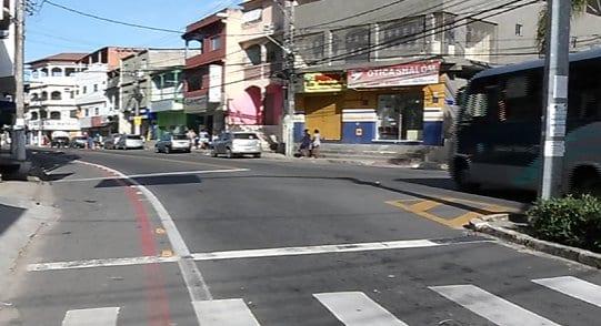 Soldado reage a assalto e atira em suspeito na Ilha das Caieiras em Vitória