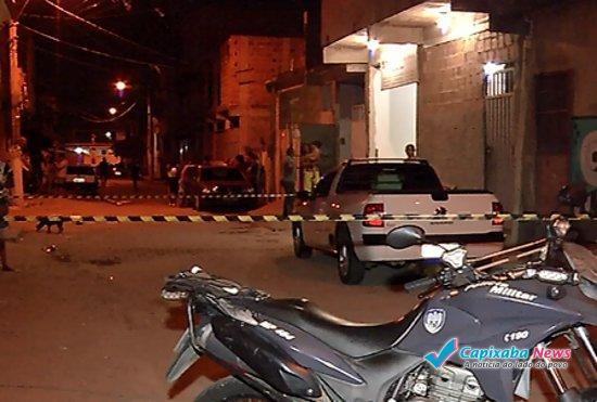 Jovem tenta se esconder, mas é assassinado a tiros em Vila Velha