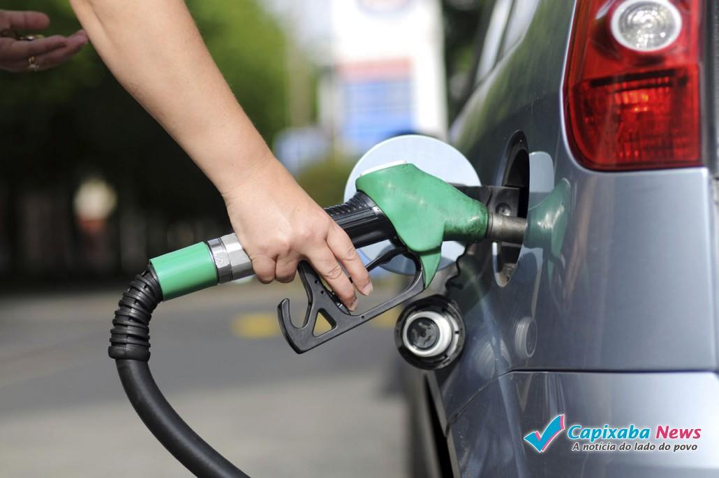 Bombas de postos de gasolina são interditadas
