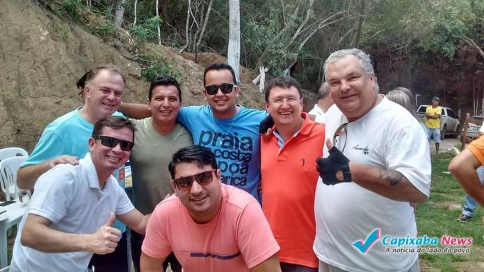 PSB de Marataizes lança Zé Rubens como pré candidato