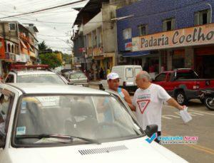 Maio Amarelo: Cachoeiro abraça campanha por trânsito mais seguro