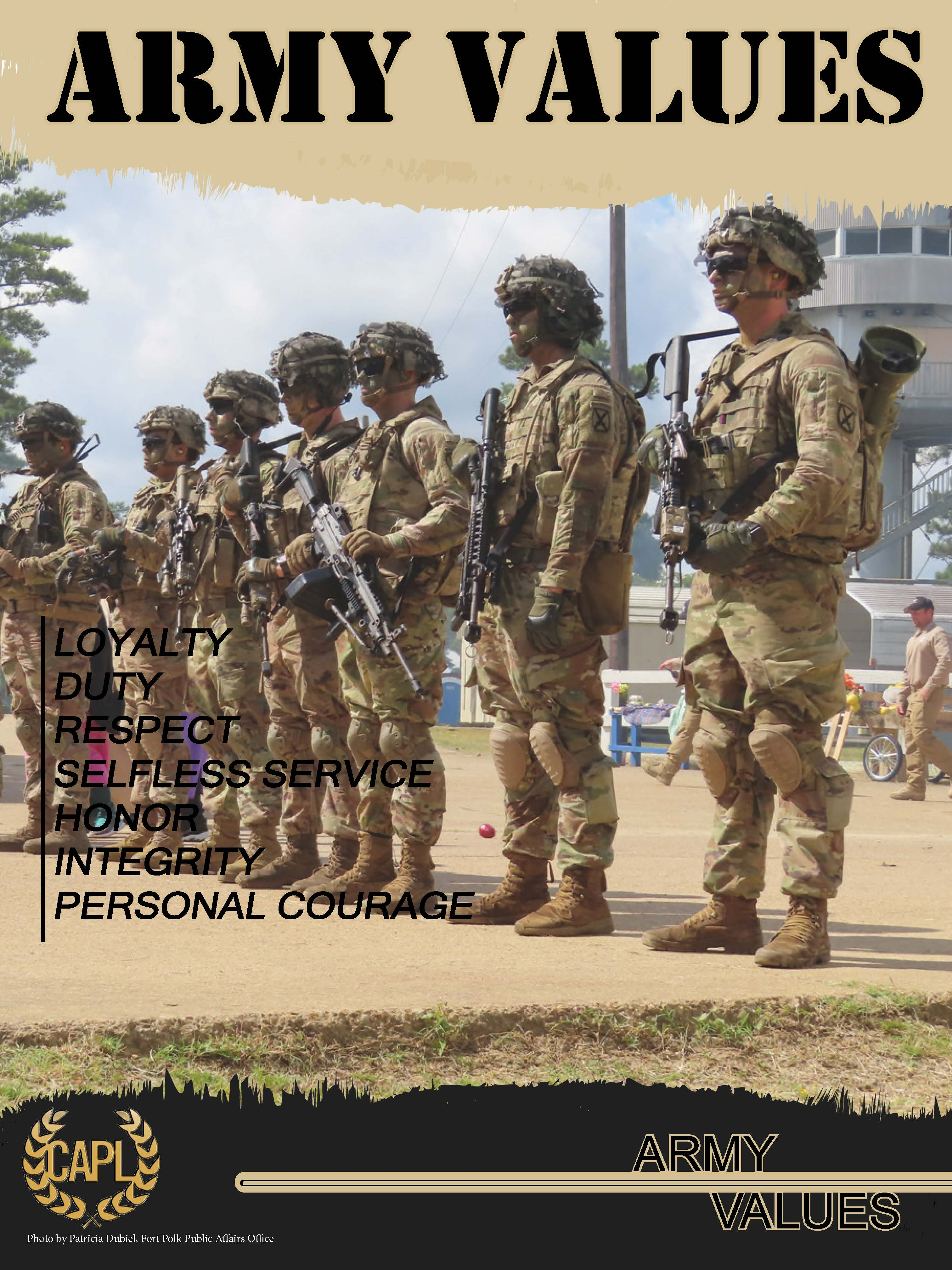 center for the army profession and