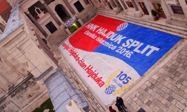 Prijateljska utakmica Hajduka II u Čapljini