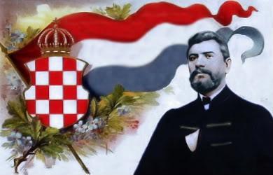 28. veljače 1896. umro dr. Ante Starčević