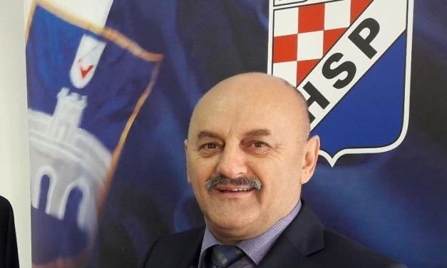 Karlo Starčević, predsjednik HSP-a Hrvatske postao gradonačelnik Gospića