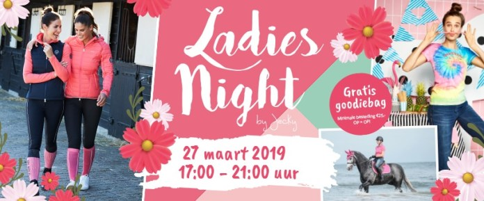 ladies night epplejeck