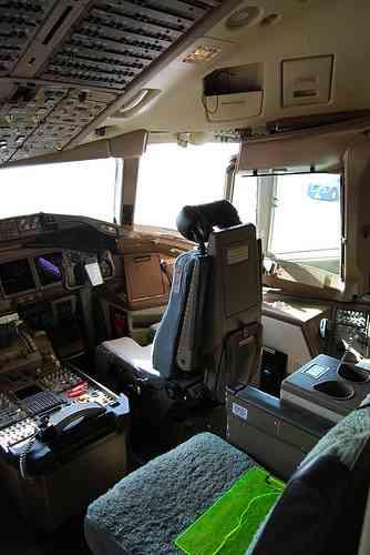 Adventures of Capn AuxAround the World in 80 Jumpseats