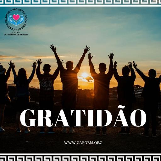 Gratidão - Capo Bezerra de Menezes