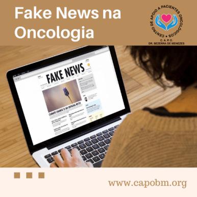 Oncologia e Fake News