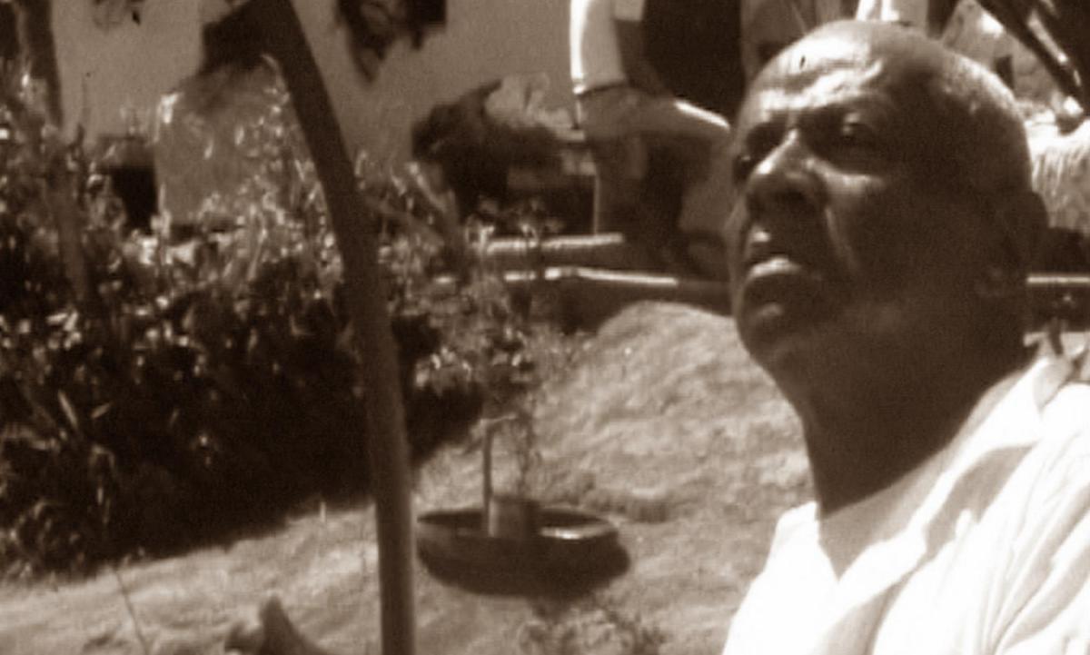Falecimento de Mestre Bimba