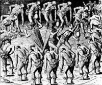 Ritual Tupinambas - Brazil 16th century