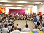Roda de batizado da Capoeira, 2012