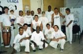 Grupo CEACA de capoeira, Crusp-USP, 2008.