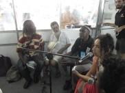 Mestre Chico e Mestre Alcides participam da Rádio Amnésia