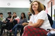 """Ana Elisa: """"A cultura permeia todo o trabalho pedagógico da escola""""."""