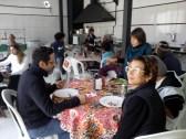 Almoço coletivo