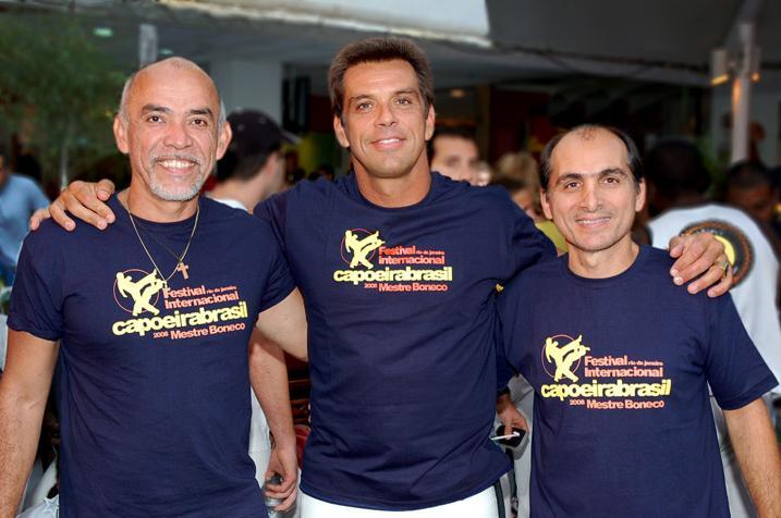 fundadores-do-gcb Capoeira Brasil - Instrutor Mata - Czechowice-Dziedzice - Bielsko-Biała