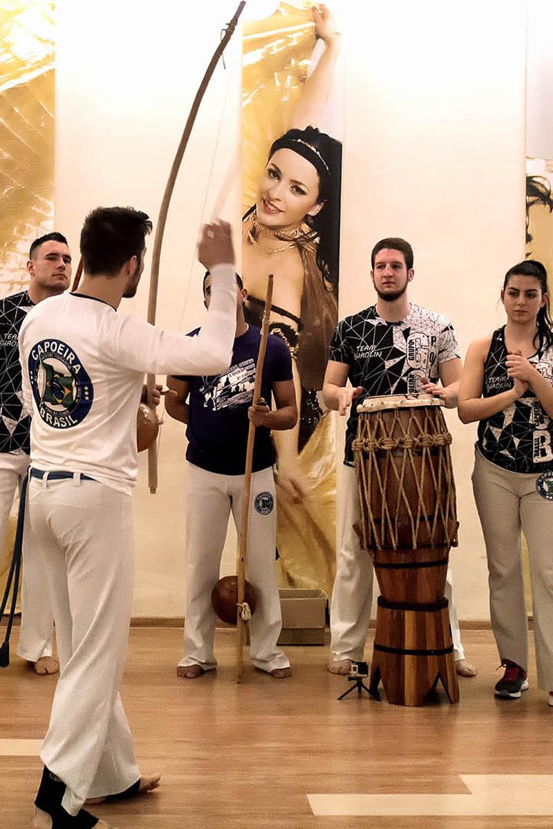 Capoeira Brasil - Instrutor Mata - Czechowice-Dziedzice - Capoeira Bielsko-Biała