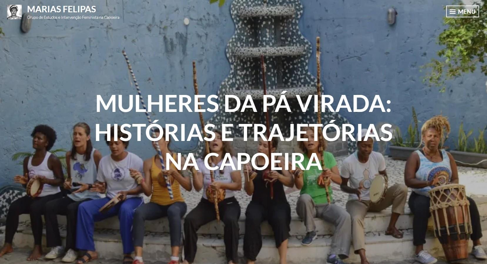 Portal Capoeira Tem mulher na roda! O empoderamento feminino Capoeira Capoeira Mulheres