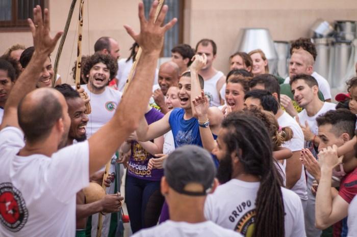 Grupo senzala de capoeira barcelona 2017