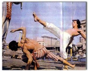 mestre gato grupo senzala capoeira barcelona