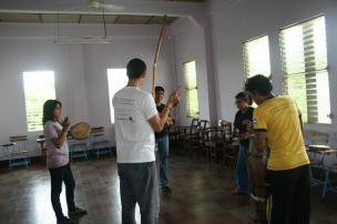 Capoeira Angola Workshop - Managua