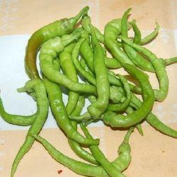Peperone lombardo6€/kg