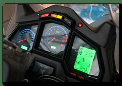 Aprilia Caponord ETV1000 Rally-Raid AP8168770 panel