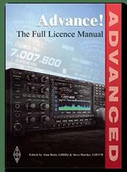 Advanced! The RSGB Full Licence Manual