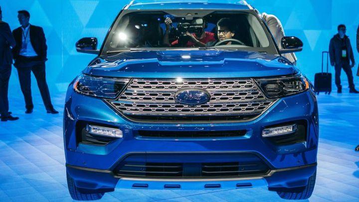 El Ford Explorer 2020 experimenta sus mayores cambios en una década