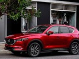 El Mazda CX-5 Crossover superó a todos los otros Mazdas combinados en 2018