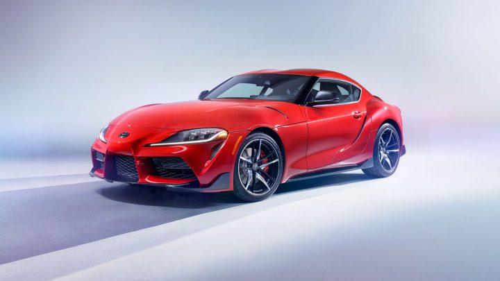 El Toyota Supra 2020 obtiene mejores estadisticas que muchos otros autos deportivos