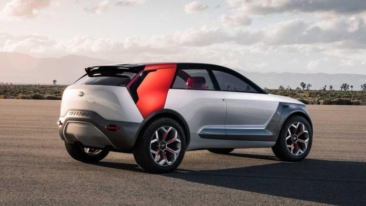 El concept Kia HabaNiro es un crossover eléctrico que intenta ser mucho más