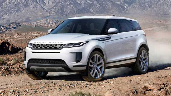 Range Rover 2020: de híbridos eléctricos a motores V8