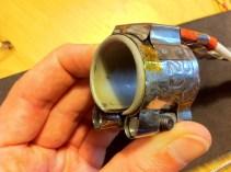 A 230V band heater