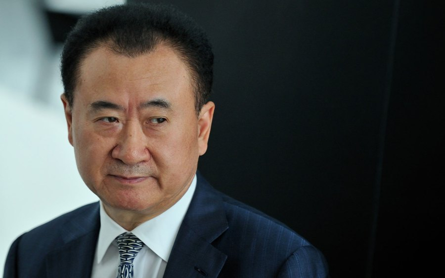 Wang Jianlin, Chairman of the Dalian Wanda Group, has plans to build a state-of-the-art film studio complex in a bid to dominate China's rapidly growing movie market.