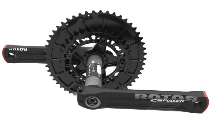 Rotor-2INpower_dual-side-power-meter-crankset_non-driveside-with-Q-rings-600x367