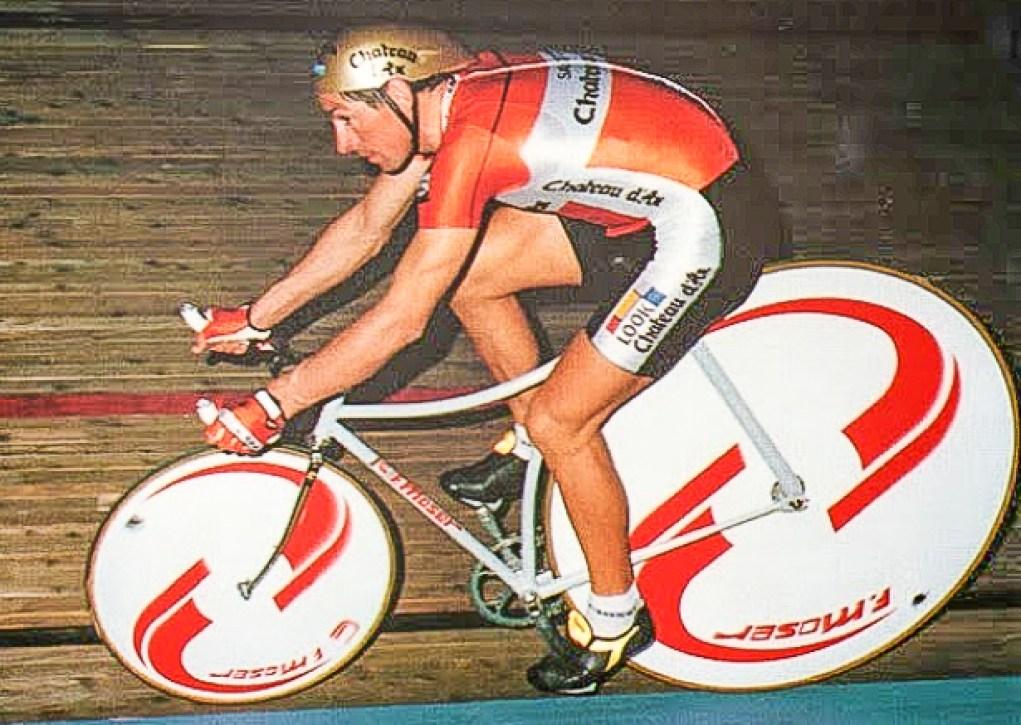 Francesco Moser Hour