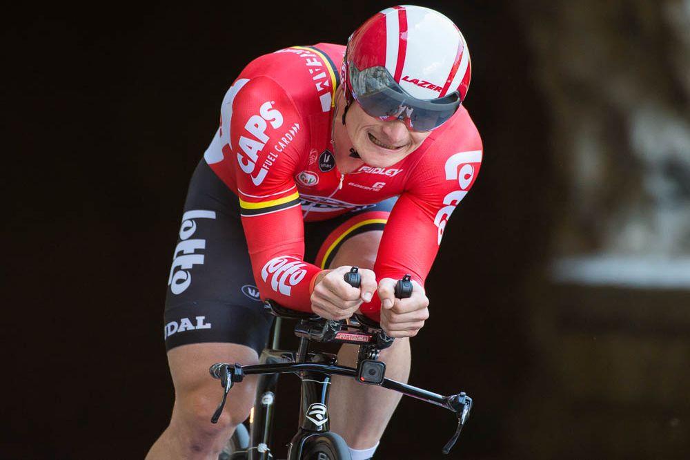 Tour de France 2016 - 15/07/2016 - Etape 13 - Bourg-Saint-Andéol/ La Caverne du Pont-d'Arc (37,5 km CLM) - GREIPEL André (LOTTO-SOUDAL)